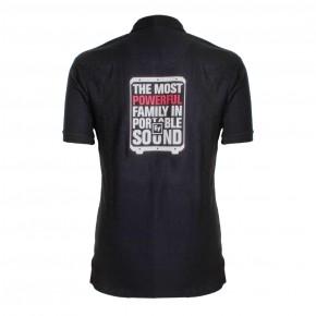 EV Portable Speaker Family Polo Shirt